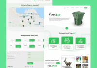 Tappy - Homepage