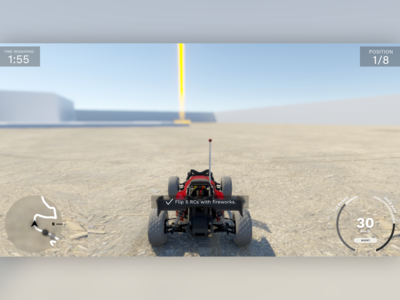RC Car Game Design