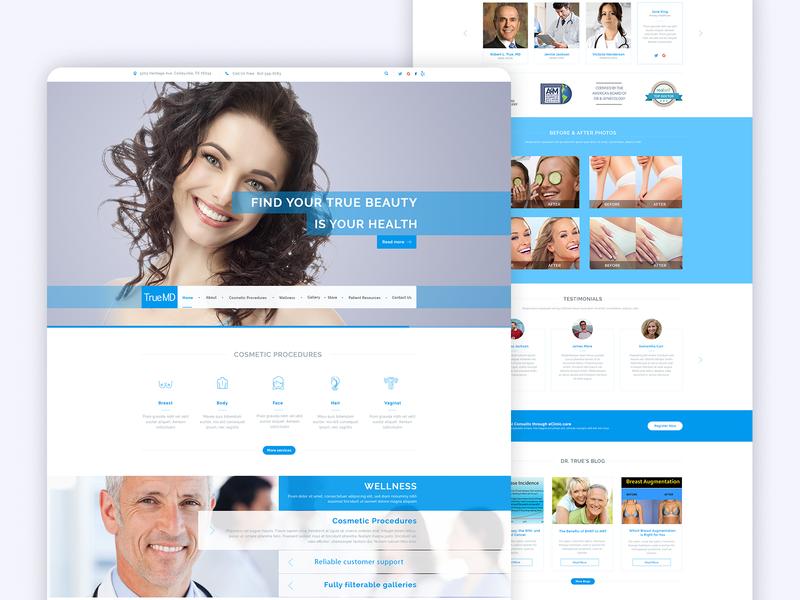 Dentist Web