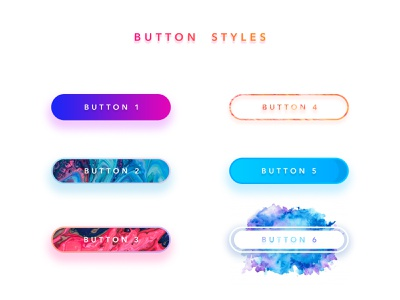 Buttton Styles symbol android ios iphone website design sketch uiux ui app web button states button animation button ui button design buttons buttonstyles button styles styles button