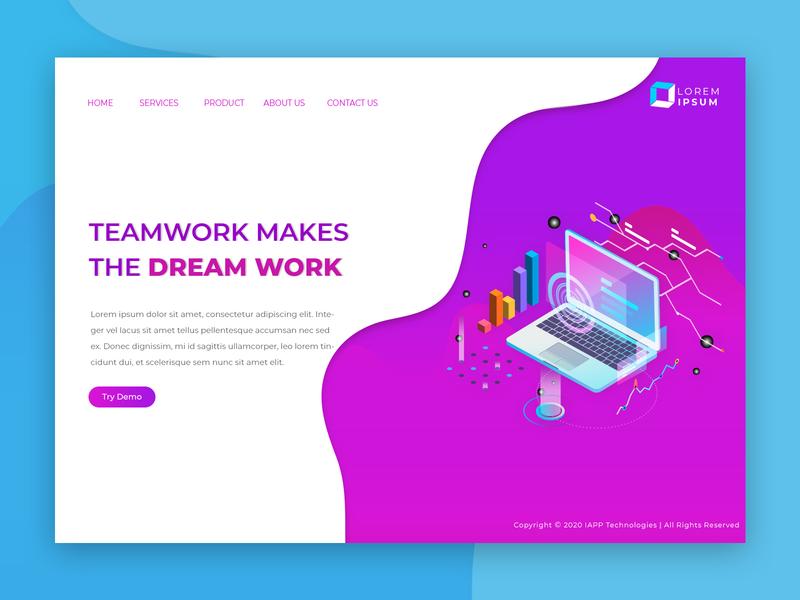 Webpage Demo