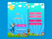 Kids App Login