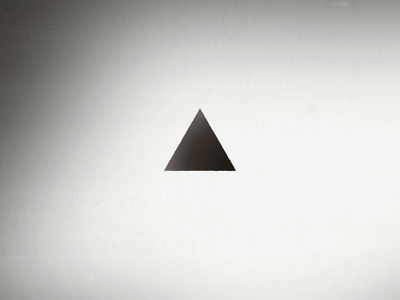 Down the Triangle triangle ball motion design motion forms abstract after effect motion graphics 2d animation design
