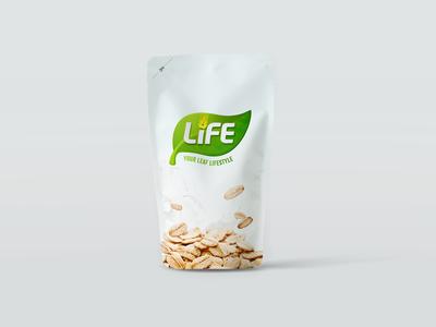 Leaf Life Logo Consept