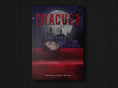 Dracula Book Cover Design