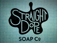 Straight Dope Soap Logo