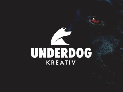 Underdog Dribbble Logo Reveal