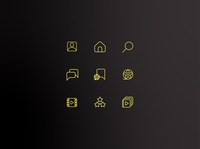 Rating Movie app icon pack
