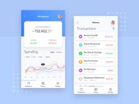 Finance Control App