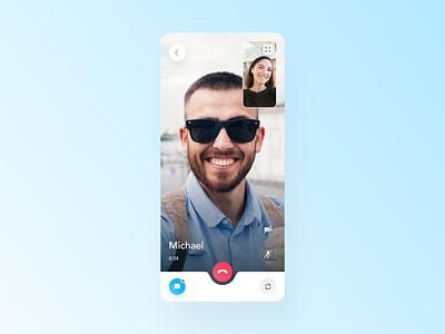 Chat Mobile App user interface interface mobile design mobile designer android light messenger chat design ios app design app web design ui design ux design ux ui