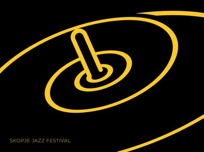 Skopje Jazz Festival - Poster design