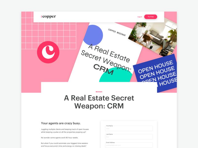 Real Estate Webinar Branding