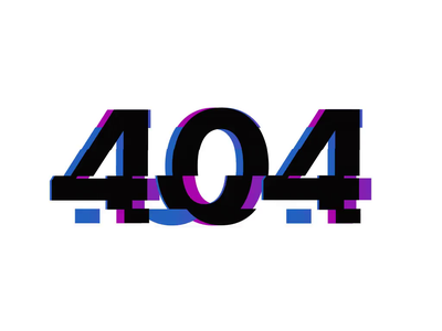404 webdesign web aftereffects animation
