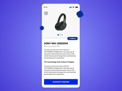 Rewards App sketchapp ux mobile product design app ui