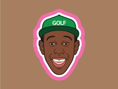 Creator rap fame hip hop illustration vector design logo icon
