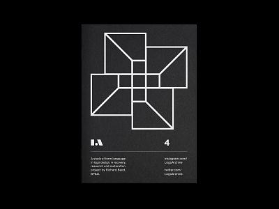 LogoArchive 4 colorplan print zine logomark symbol marque identity minimalist modernist design branding logos logo
