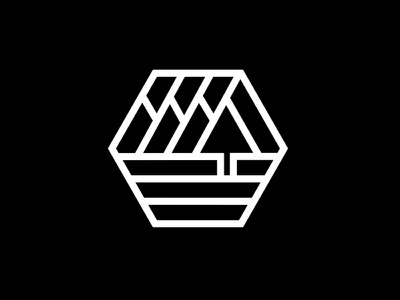 Property Logo marque symbol identity minimalist modernist design branding logos logo