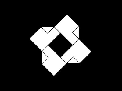Paper Pro Logo (Concept) monogram identity symbol logomark minimalist modernist design branding logos logo