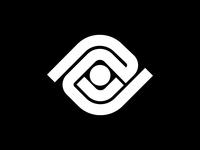 Eye / Person Logo logomark symbol marque identity minimalist modernist design branding logos logo