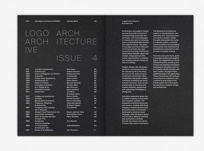 LogoArchive Issue 4