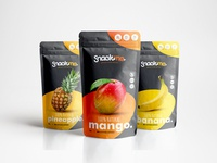 Dehydrated Fruit Packaging
