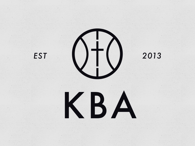 KBA Basketball Branding by Seth Richardson