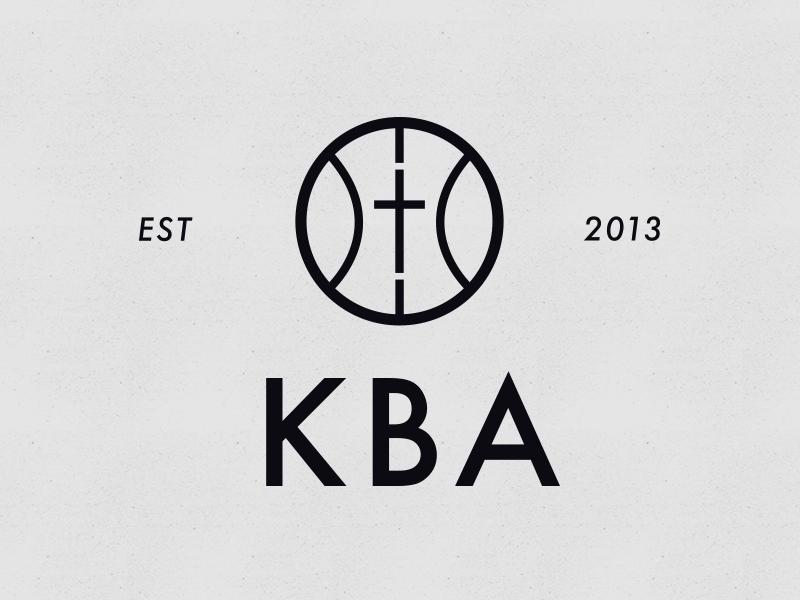 KBA Basketball Branding by Seth Richardson