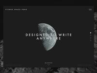 Daily UI - #003 Landing Page Design