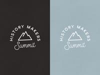 History Makers Summit Branding