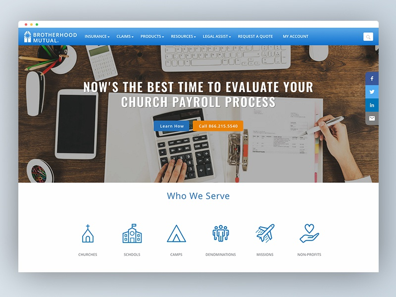 BMI 2.0 indiana web designer web design insurance icons ministry icons insurance insurance website product website marketing website ui ministry website church website