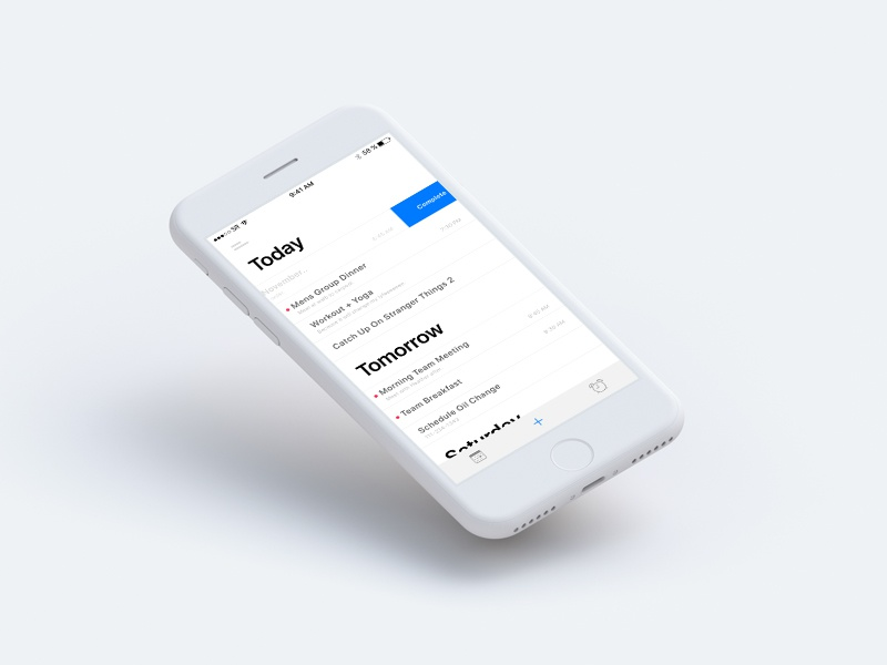 City App For iPhone X