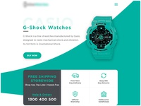 G_Shock Watch