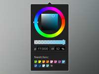 Webflow Color Picker