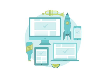 Webflow - Responsive design