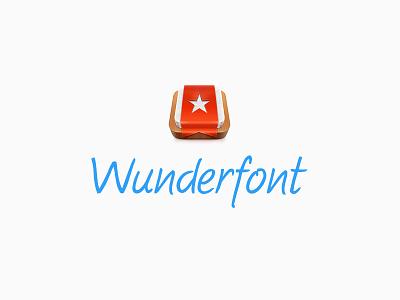 Wunderfont Typeface wunderfont 6wunderkinder type font branding schrift