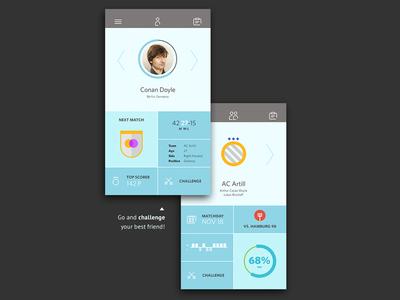 eKickr - Profile