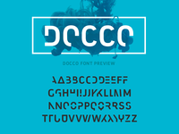 Docco Font Preview