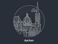 City Icon - Aachen
