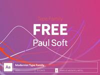 Paul Soft - FREE FONT