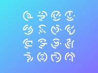 Bugs + Stones (Symbol Font)