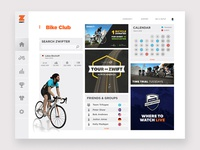 ZWIFT App - Concept