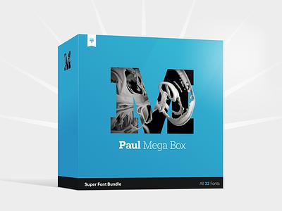 Paul Slab - Free Font Box webfont modern serif slab downloade freefont font free