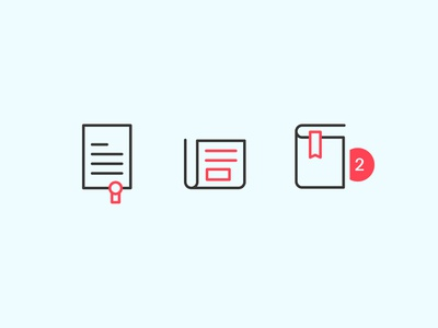 Line Icons Set interface ux ui ui-kit clean simple lineicons line icons