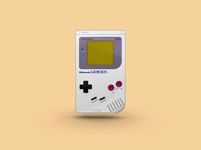 Game boy icon 400