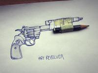 Art Revolver