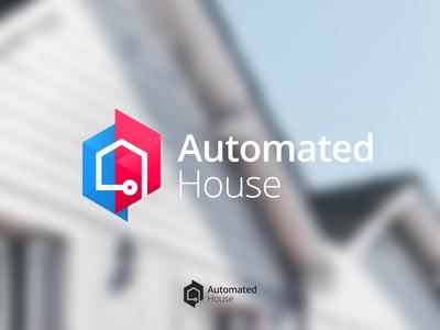 Automated House Logo