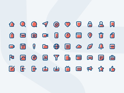 50 Essential Icon