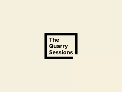 The Quarry Sessions: Logo Design