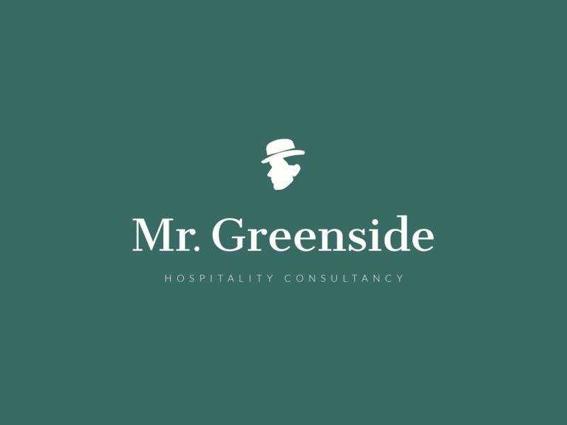 Mr. Greenside: Brand Design