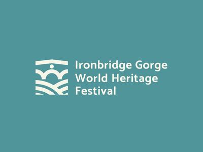 Ironbridge Gorge World Heritage Festival: Logo Design